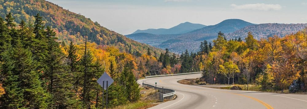 Scenic highway 16, NH