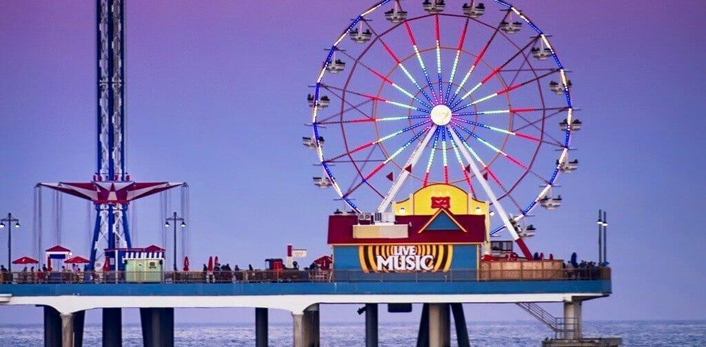 Galveston Senior Trip