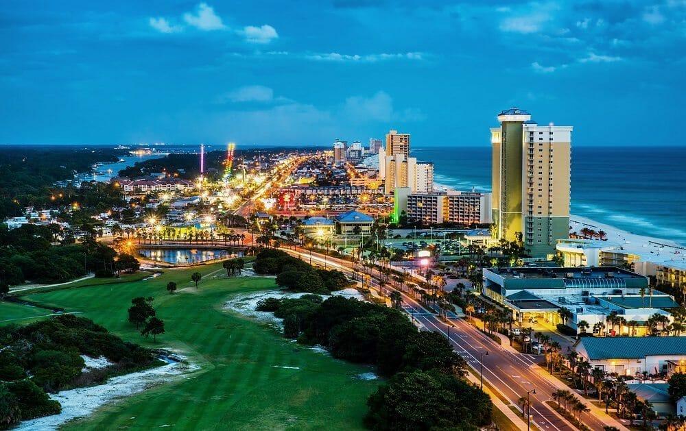 Panama City Beach Senior Trips