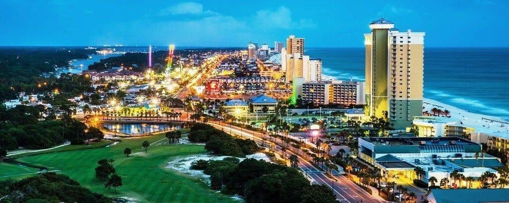 Panama City Beach Senior Trip
