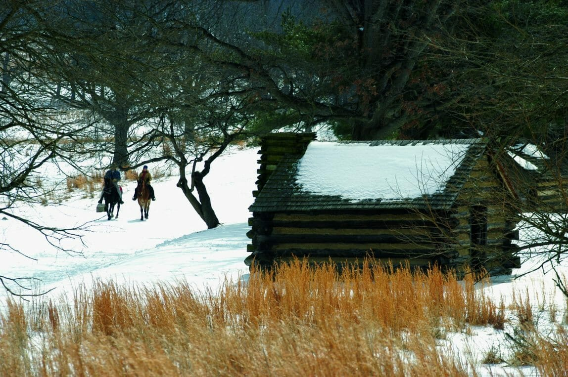 2-Day Valley Forge Living History