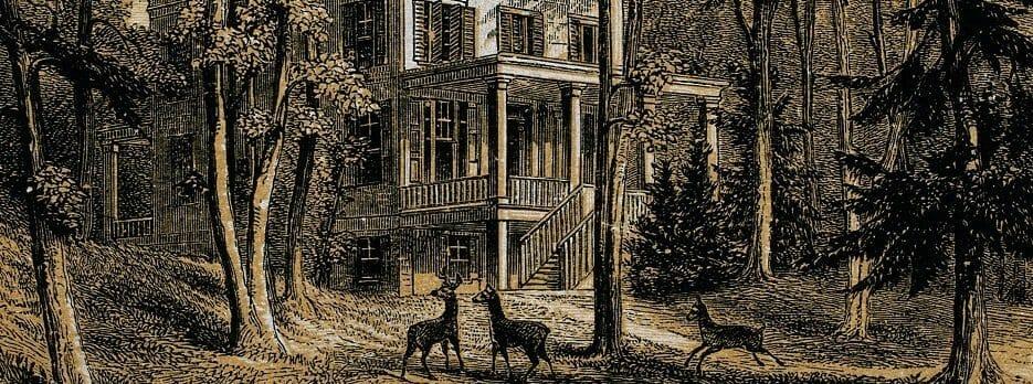 John James Audubon: House