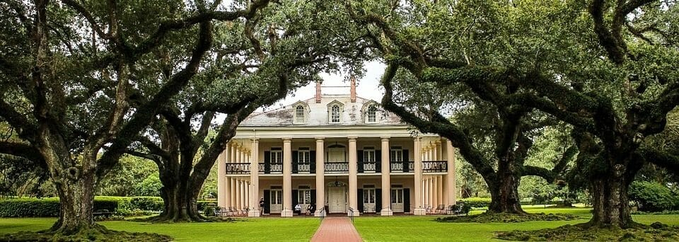 Oak Alley Plantation Pixabay Public Domain