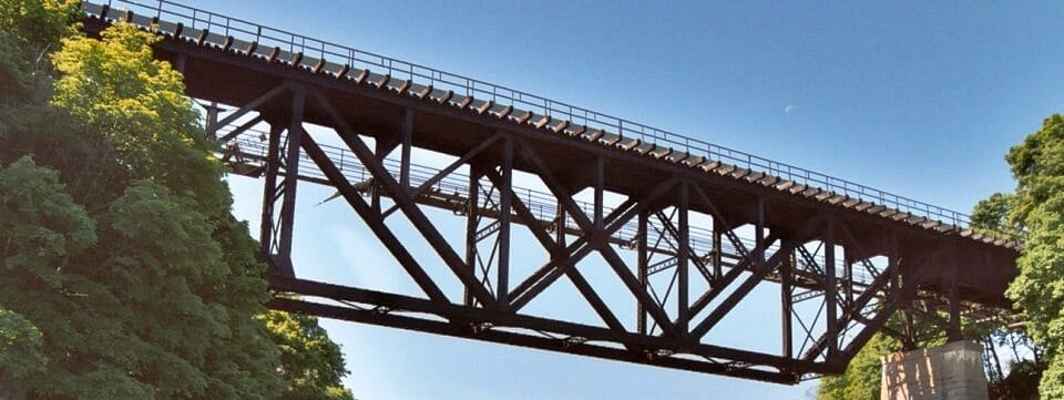 Lockport Canal Bridge