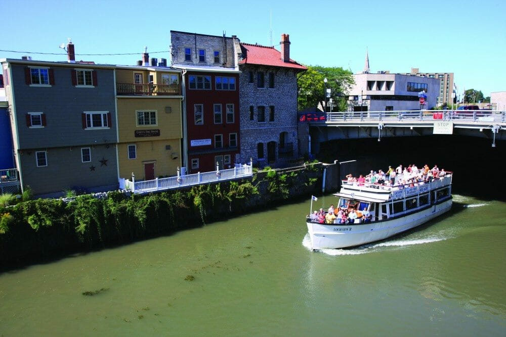 1-Day Erie Canal Expedition