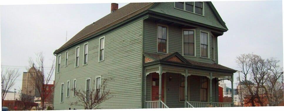 Edward Nash Sr House