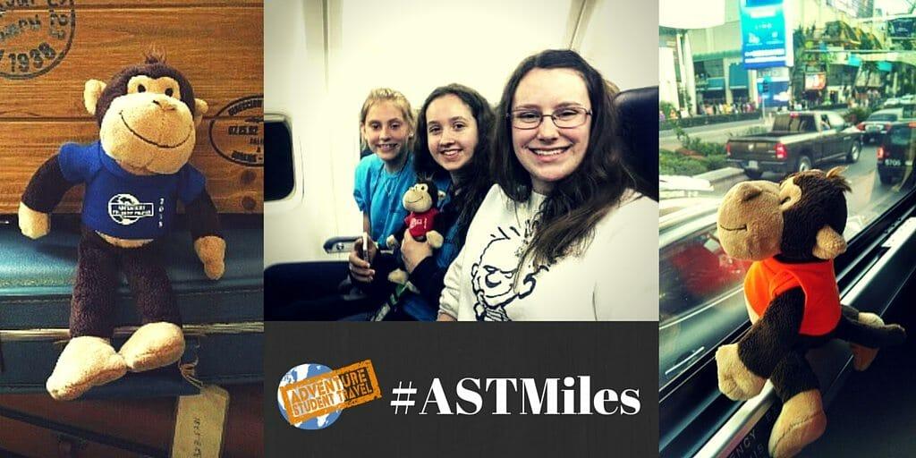 #ASTMiles