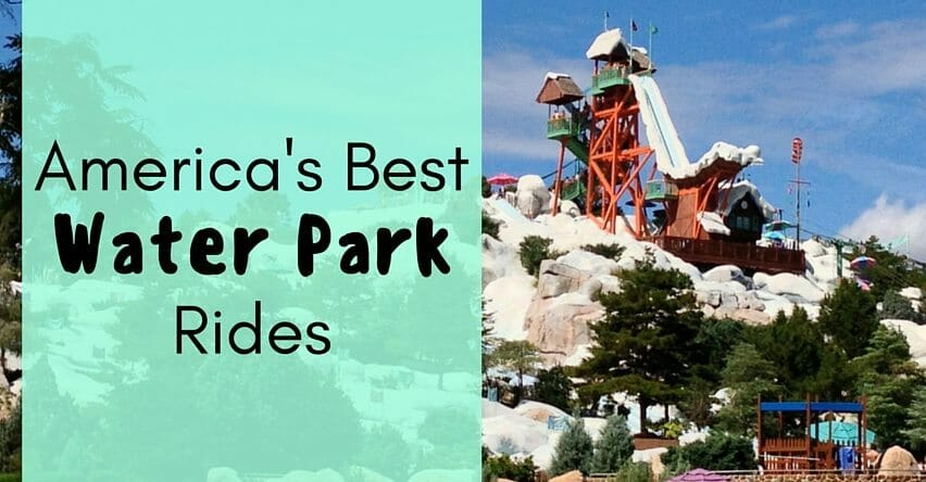 America 39 S Best Water Park Rides