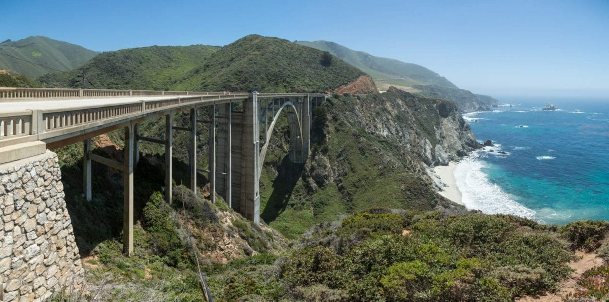 Bixby Creek Bridge, PCH