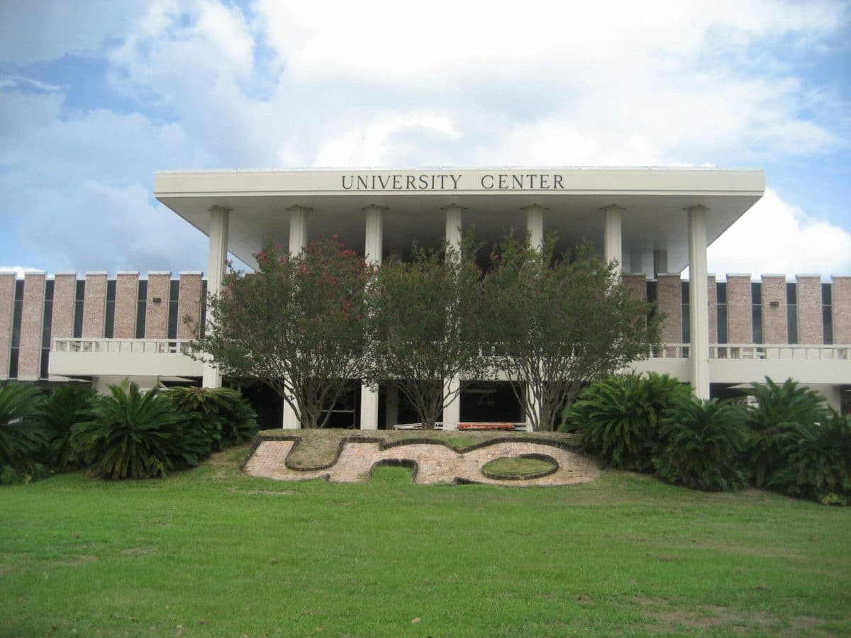 UNO_University_Center_Front
