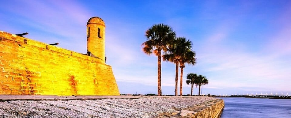 St. Augustine, Florida Fort