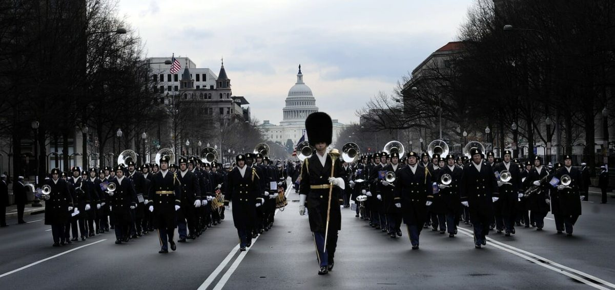 Washington DC Marching Band