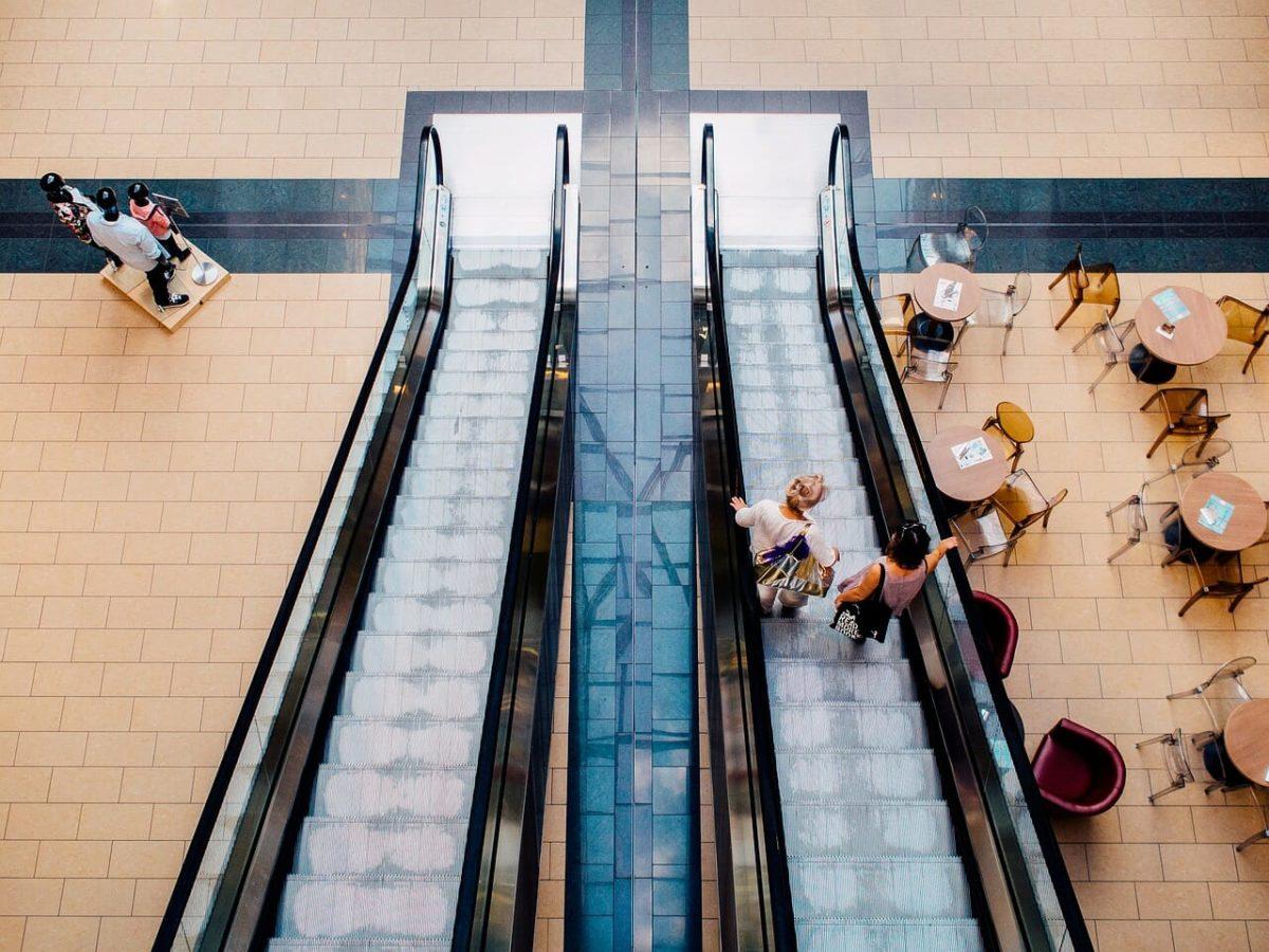 Shopping Mall Pixabay Public Domain