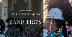 The 5 Different Types of Band Trips
