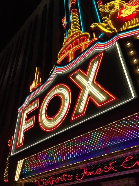 Fox Theater Detroit Pixabay Public Domain