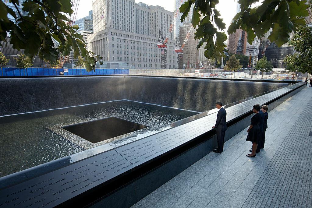 9/11 Memorial NY AST