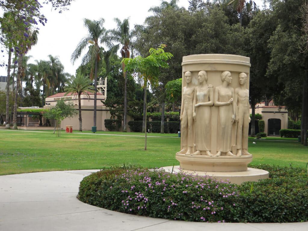 Pearson Park Anaheim AST