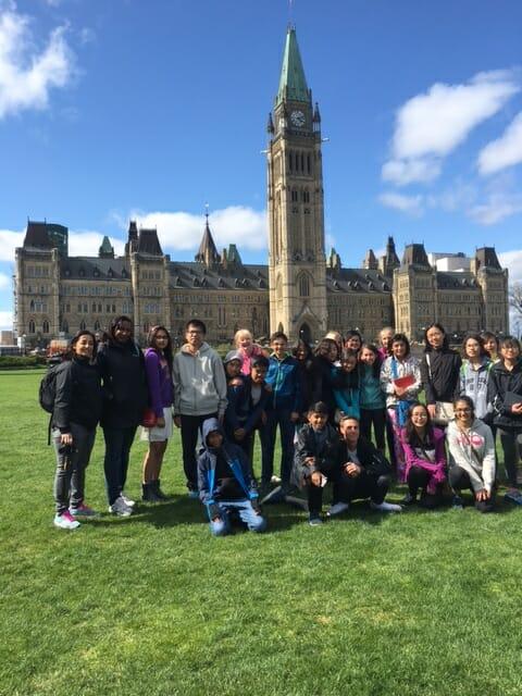 Credit Ottawa Walking Tours: Student Tour