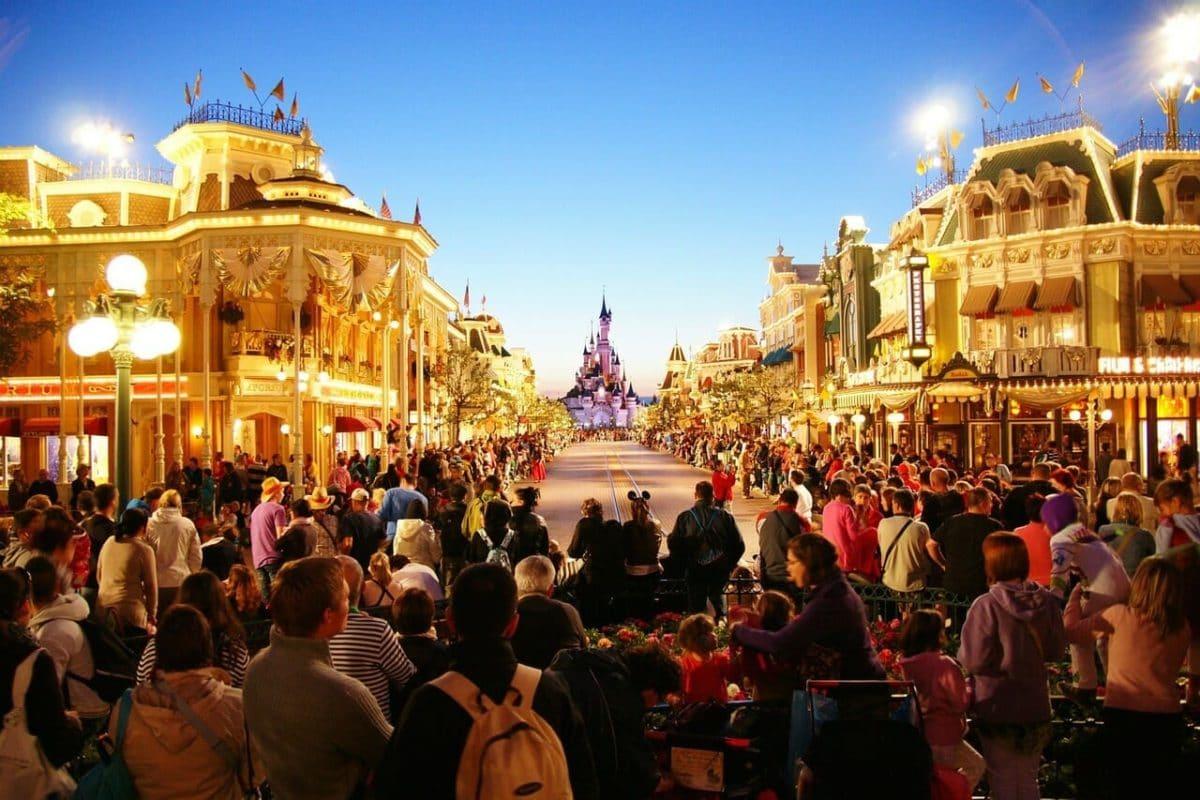 3-Day Anaheim Disney Dream