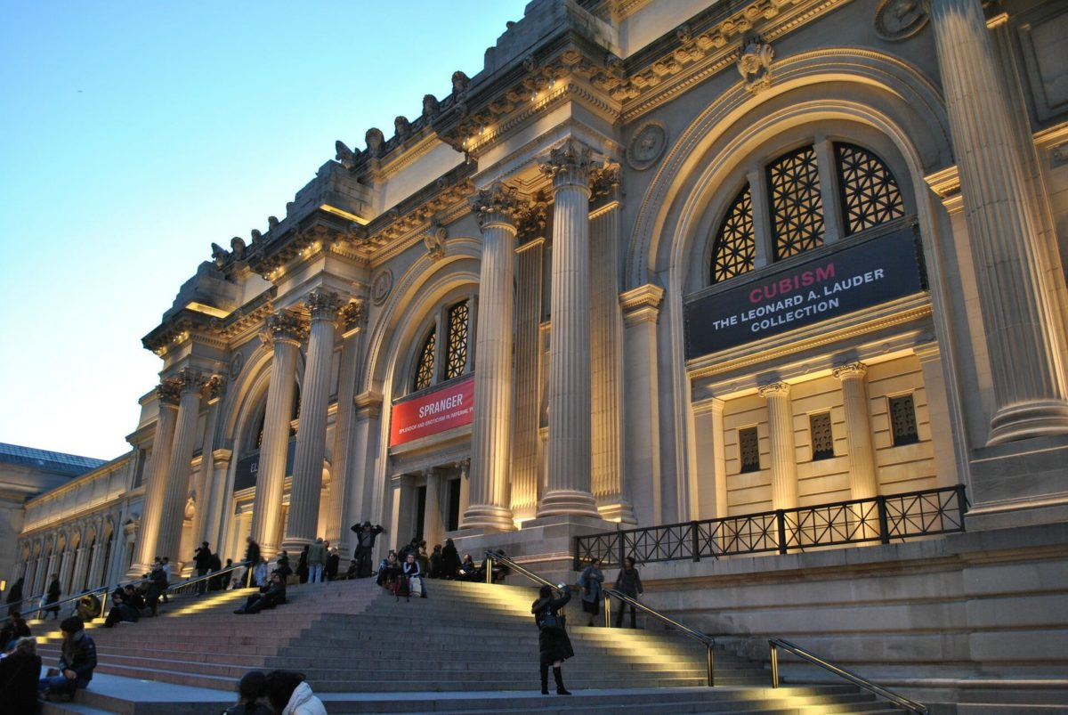 The Met NY AST