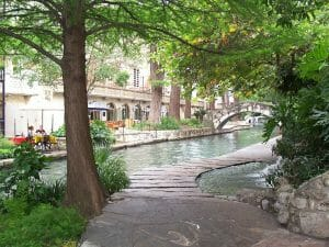 San Antonio River Walk Senior Trip