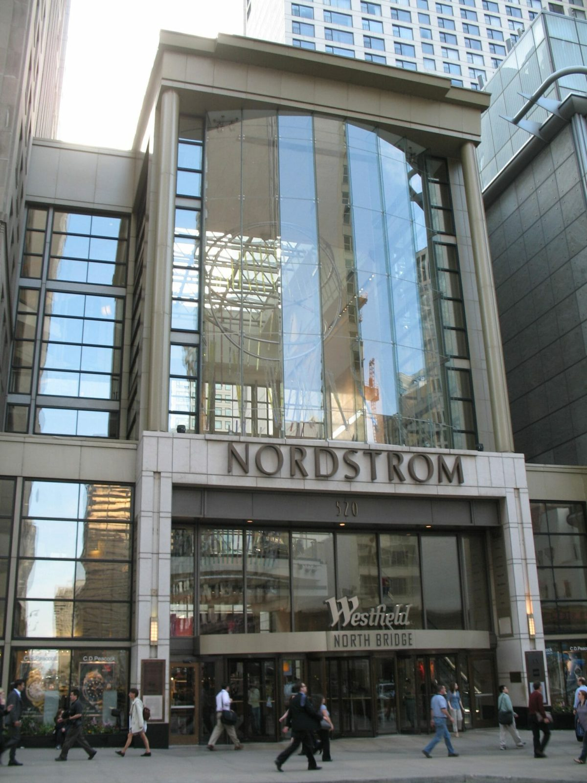 Nordstrom Chicago Trip Adventure Student Travel