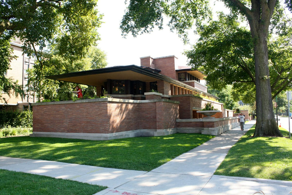 Robie House Chicago Flickr Naotake Murayama