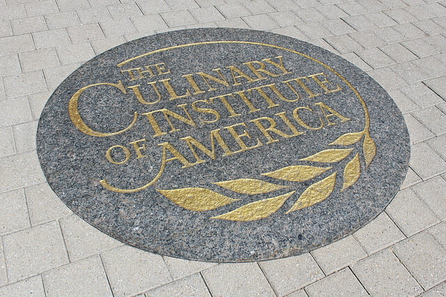 Culinary Institute of America Tour