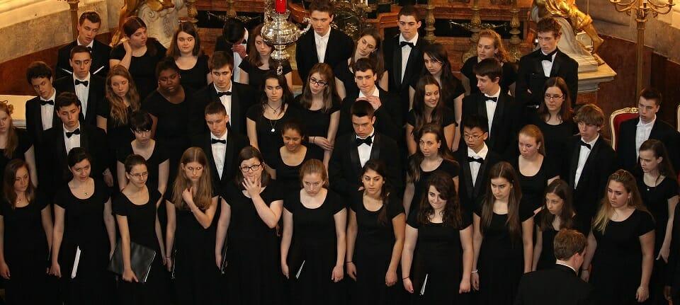Choir Group Pixabay