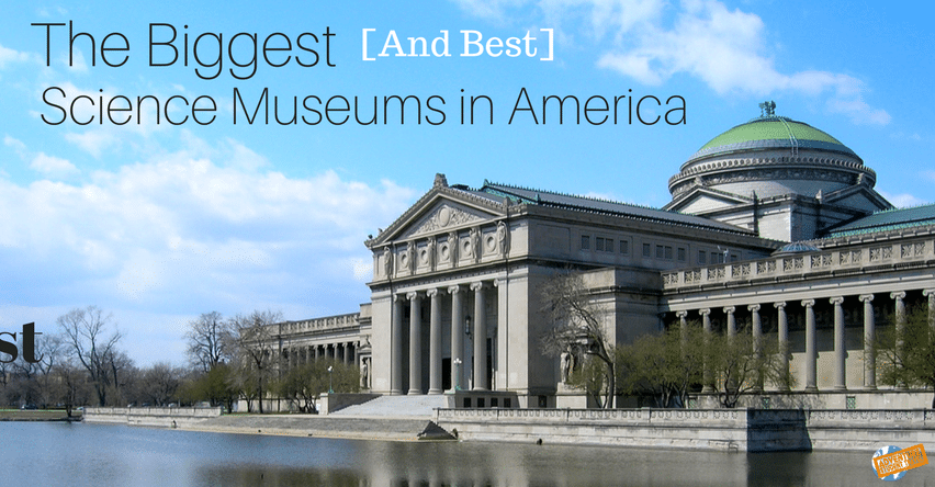 Biggest and best science centers across america for Best museums in america