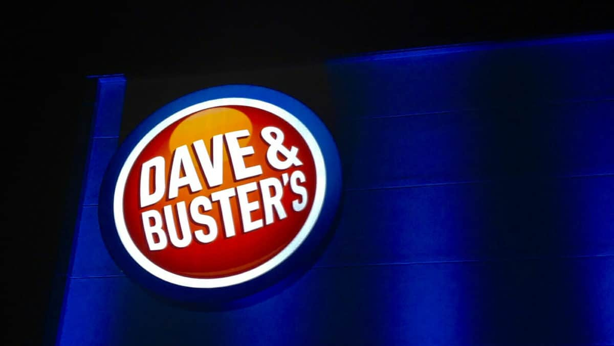 Dave and Busters Mike Mozart