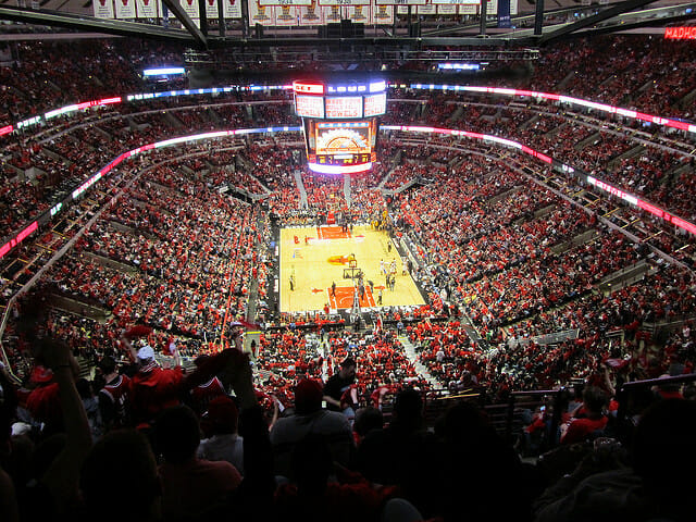United Center Chicago Tony Flickr