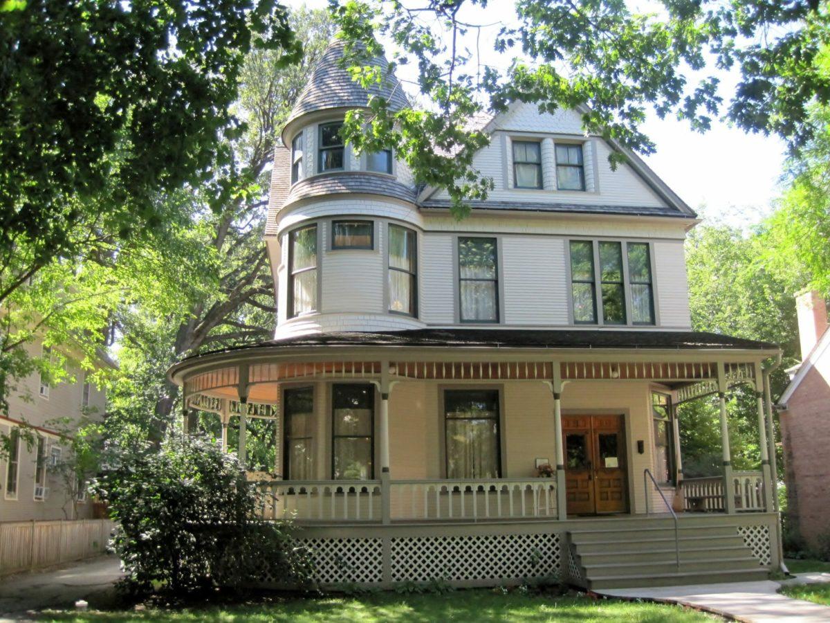 Ernest Hemingway Birthplace AST
