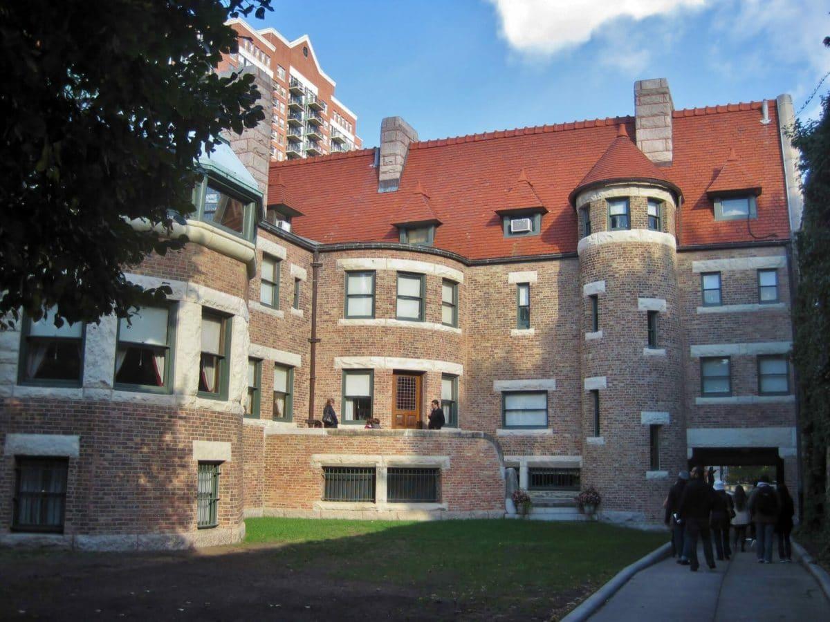 Glessner House Teemu008