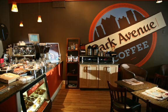 Credit Park Avenue Coffee