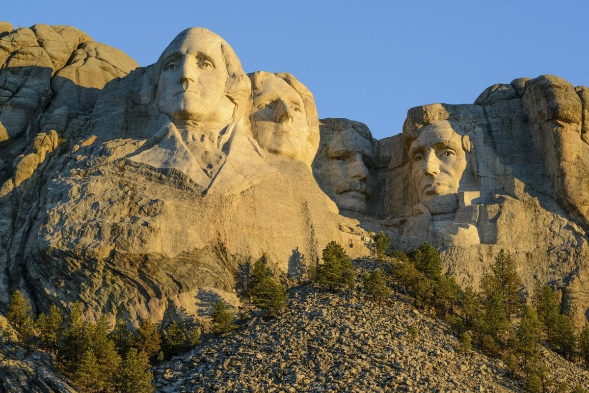 Black Hills and Badlands Tourism Association Mt. Rushmore