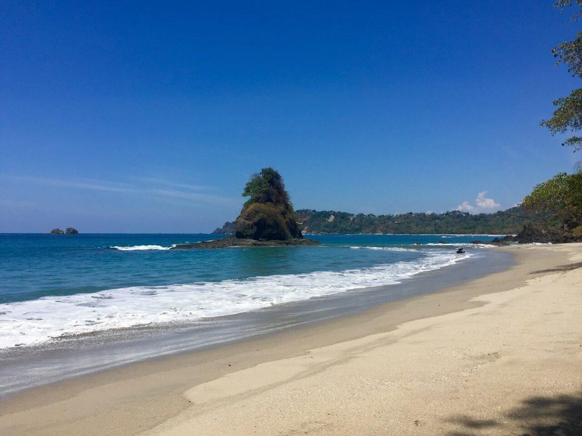 Costa Rican Beachside