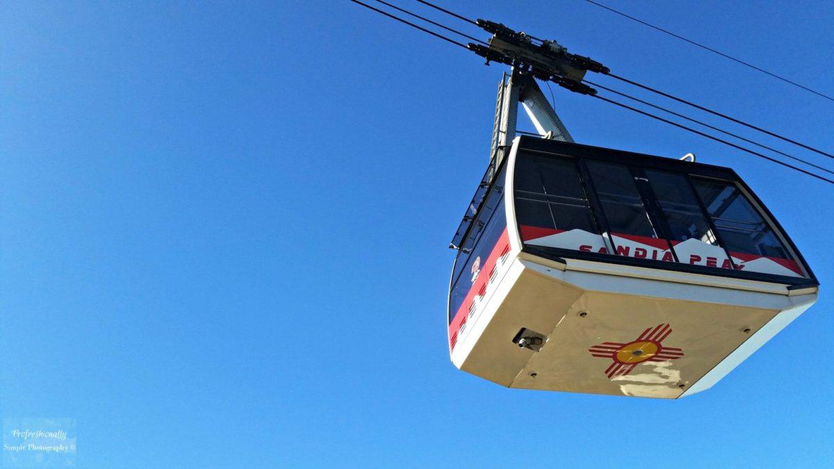 Sandia Peak Tram Credit Danielle Breshears