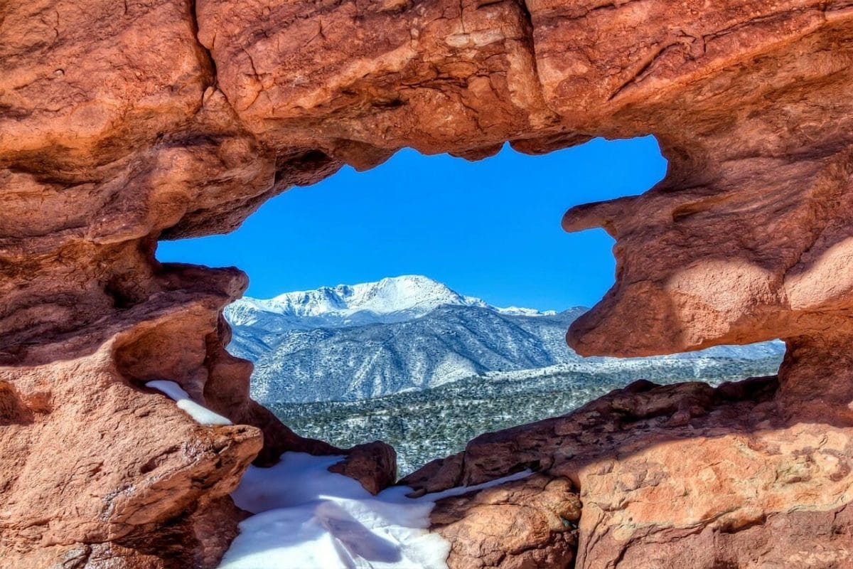 4-Day Colorado Springs Stay