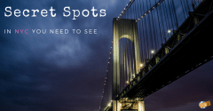 Secret Spots in NYC You Need to See