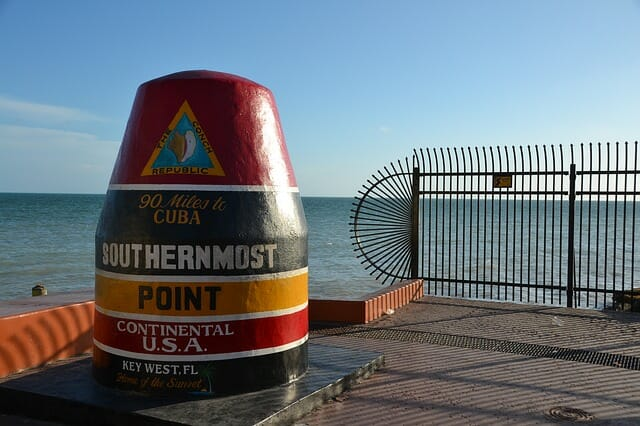 Southernmost Point Florida Keys