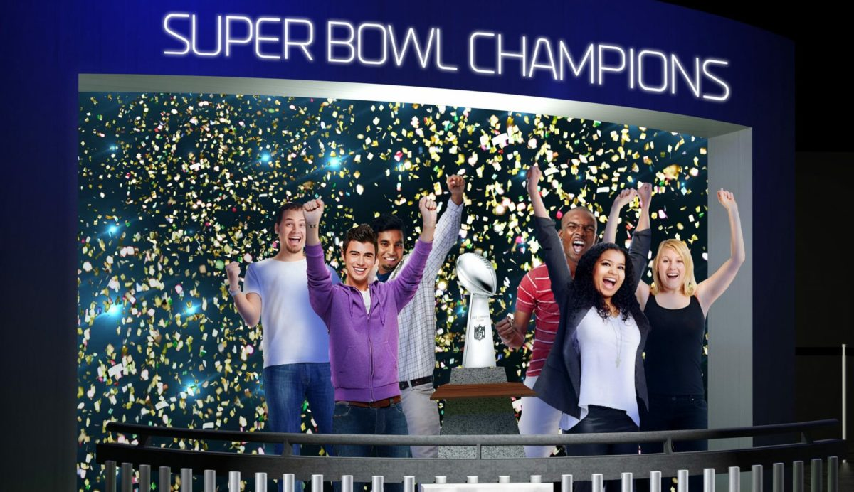 Credit NFL Experience Times Square