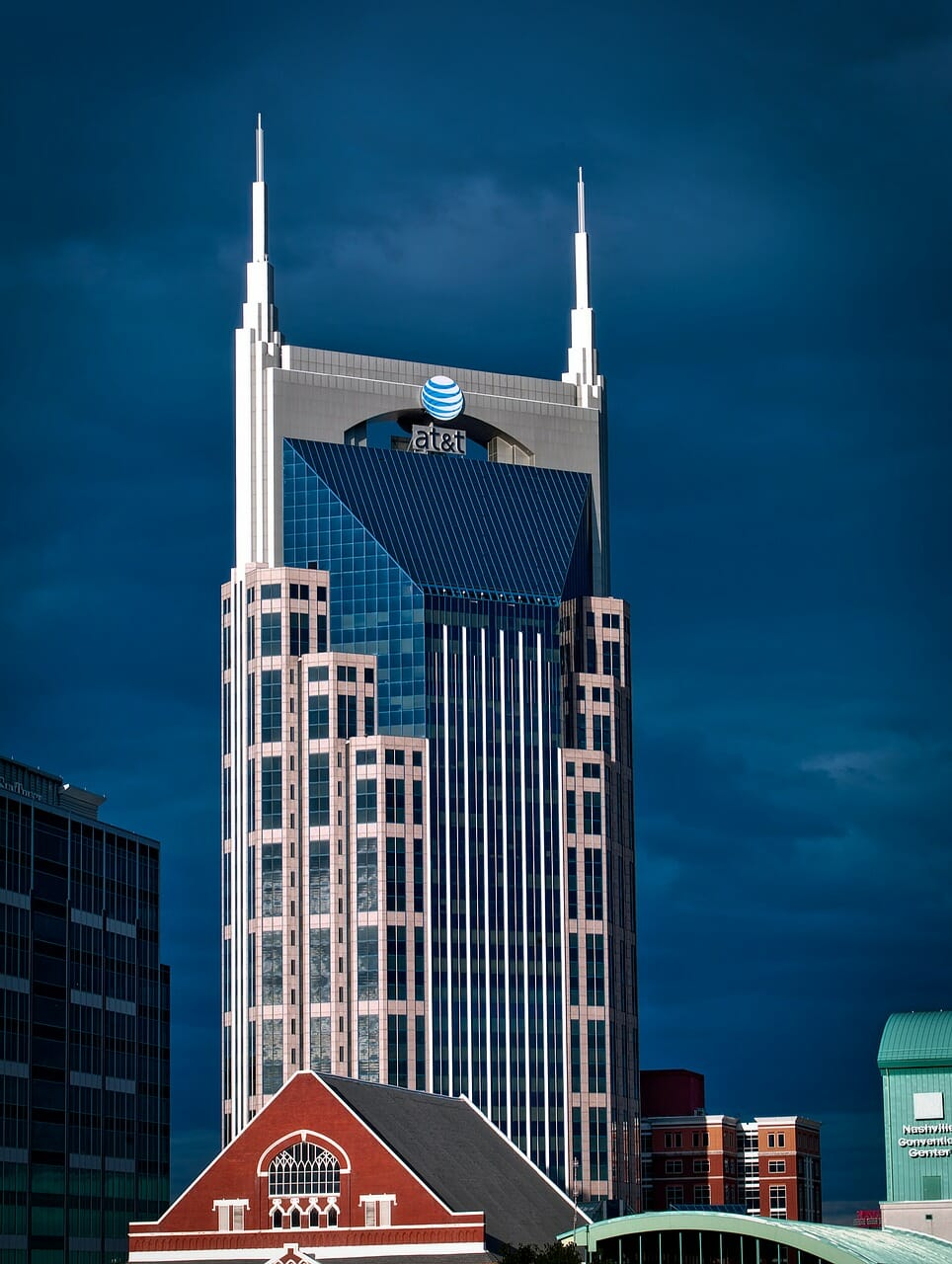 Batman Building -Nashville
