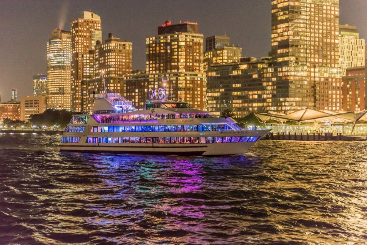 Credit Hornblower Cruises NYC
