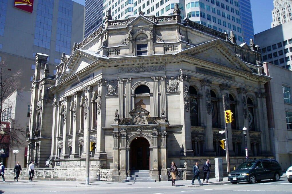 Toronto Hockey Hall of Fame Credit SimonP