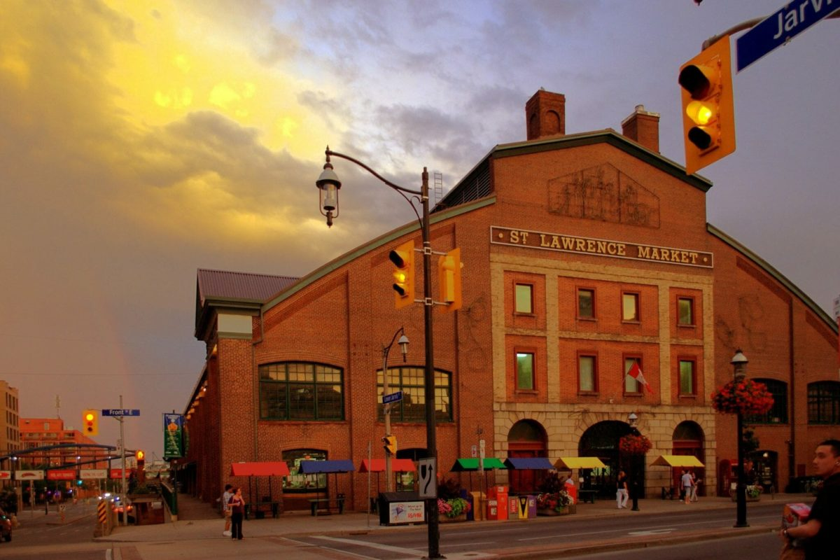 St. Lawrence Market Credit Ian Muttoo