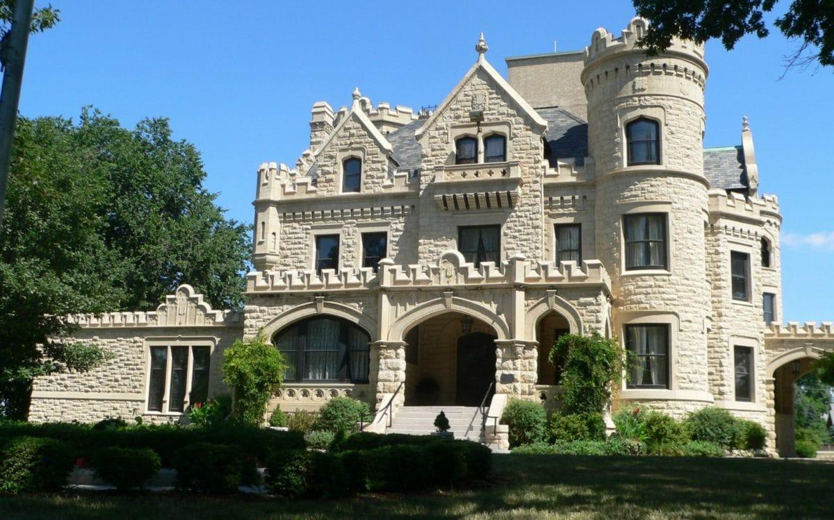 Joslyn Castle Omaha