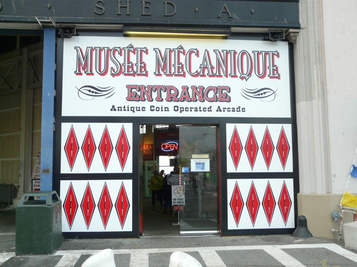 Musee Mecanique San Francisco