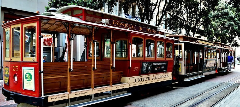Cable Car Museum San Francisco