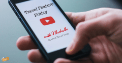 Travel Feature Friday with Michelle: Upward Bound Trips